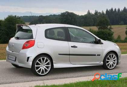Faldones laterales taloneras para Renault Clio C kit