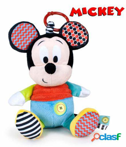 Famosa Disney baby Mickey Sonajero activity