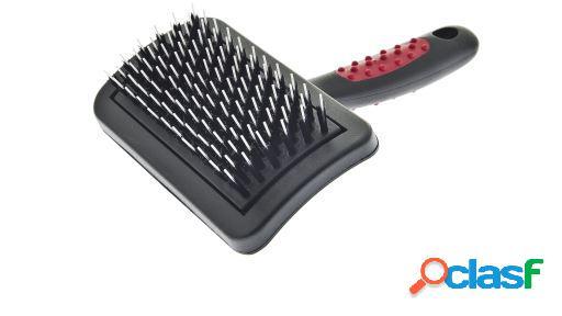 Ferribiella Cepillo Plástico con Ny Rigido Grande 124 gr