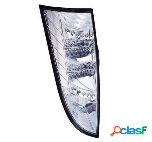 Focos traseros blancos de LEDs para Ford Focus