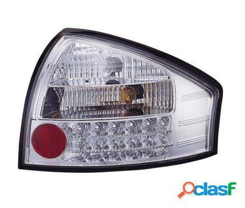 Focos traseros de LEDs para Audi A6 99-03 sin Ord.abordo