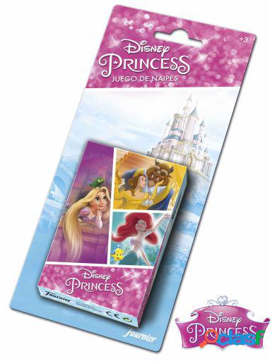 Fournier Princesas disney baraja naipes