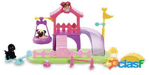 Giochi Preziosi Parque De Juegos Y 2 Cachorros
