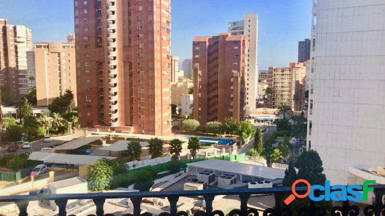 Gran piso en el centro de Benidorm