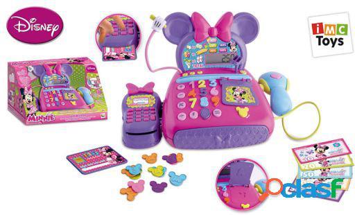 IMC Toys Caja registradora minnie electrónica