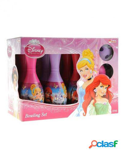 Import Juego 6 Bolos Princesas