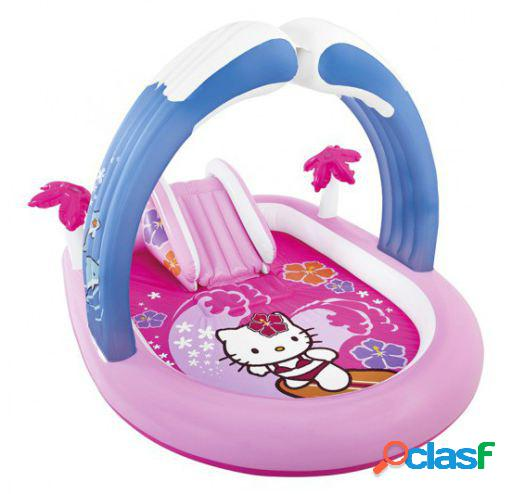 Intex Centro De Juegos Hinchable Hello Kitty