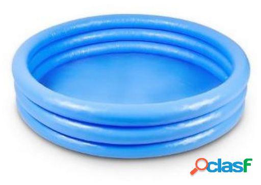 Intex Piscina 3 Aros Azul