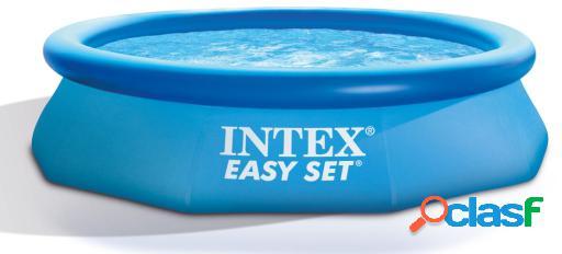 Intex Piscina Easy Set Con Depuradora 305x76 Cm