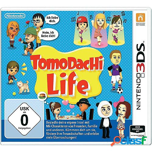 JUEGO 3DS TOMODACHI LIFE 525507