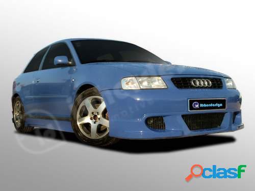 Kit completo carroceria Audi A3 kit Rider Ibherdesign