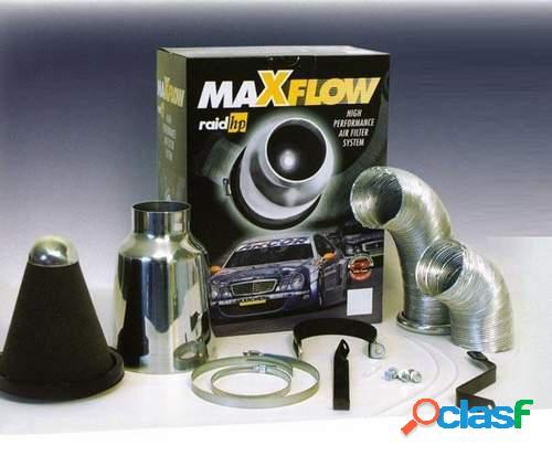 Kit de admision directa MAXFLOW largo de Raid hp para audi