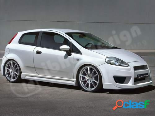 Kit de carroceria Ibherdesign Fiat Grande Punto