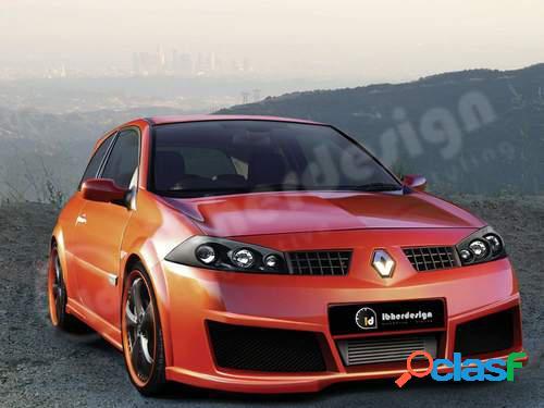 Kit de carroceria Ibherdesign para Renault Megane II Vega