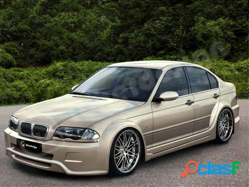 Kit de carroceria traseros Ibherdesign BMW E46 Cosmic