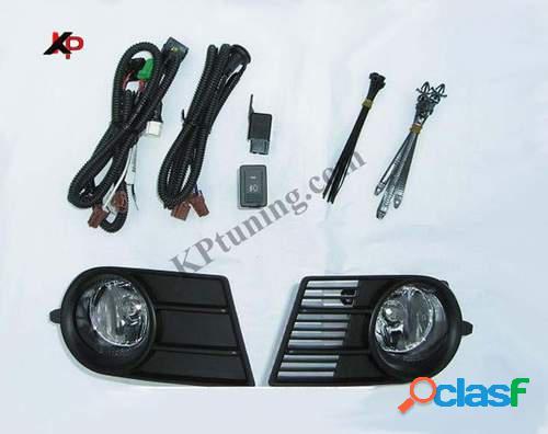 Kit pareja de antinieblas para Suzuki Swift II 07-