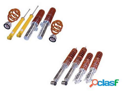 Kit suspension regulable roscada TA Technix para VW Golf II