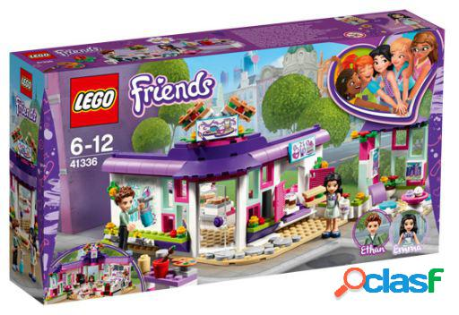 Lego Cafe Del Arte De Emma Friends