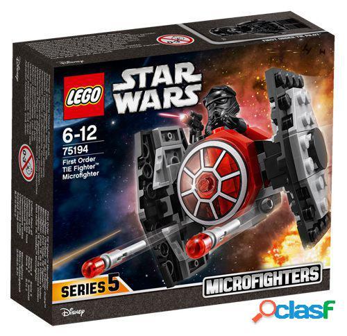 Lego Microfighter Caza Tie De La Primera Ord Star Wars