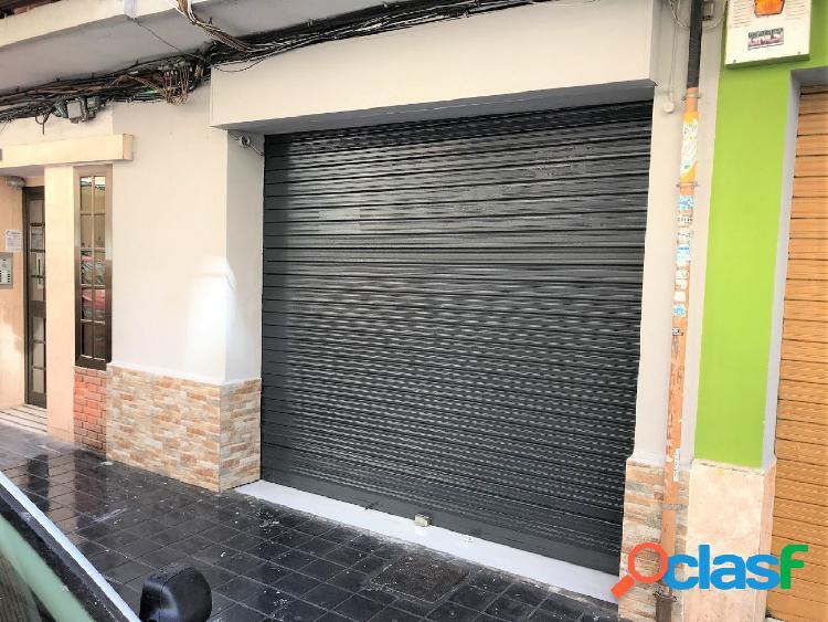 Local Comercial / Despacho u Oficina Reformada, Con patio