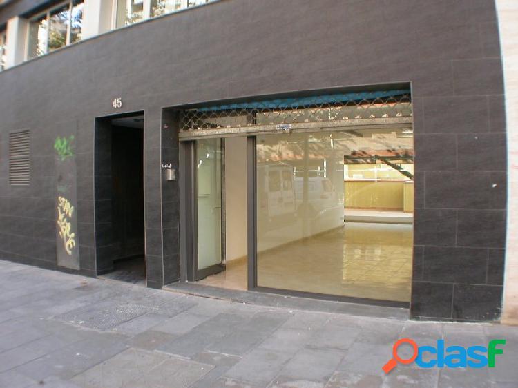 Local comercial en Sants/Les Corts (Barcelona)