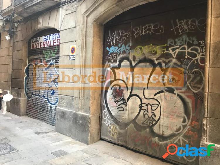 Local en alquiler en calle Abaixadors