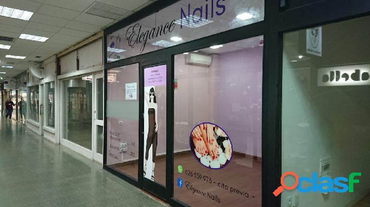Local en la galería comercial del PASEO de Almería