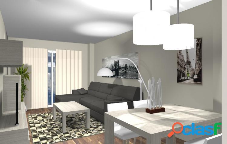 Lujoso piso de obra nueva en el centro de Ponferrada con