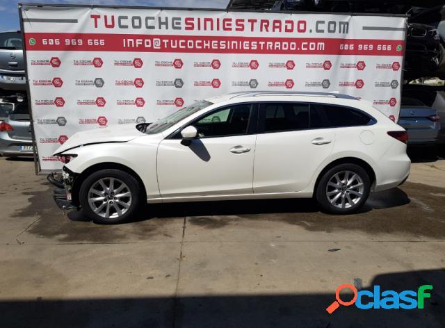 MAZDA Mazda6 otros en Villamuriel de Cerrato (Palencia)