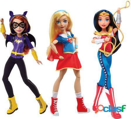 Mattel Muñeca Dc Super Hero Girls Wonder Wo Mattel Mattel