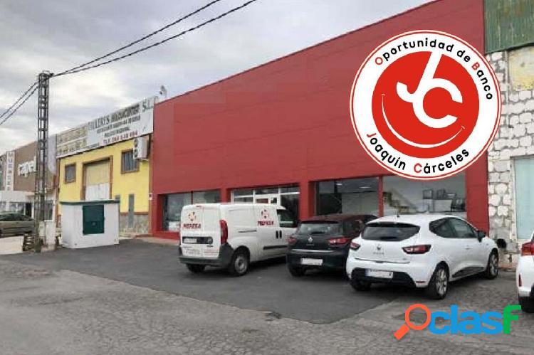 NAVE INDUSTRIAL DE 800 M² en Molina de Segura -