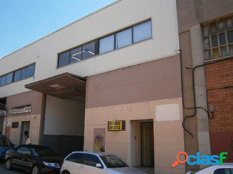 NAVE INDUSTRIAL SABADELL CENTRO