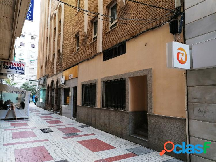 OPORTUNIDAD BANCARIA - LOCAL COMERCIAL DE 86 m2 ENTRE CALLE
