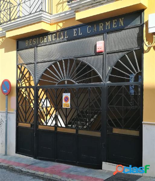 PLAZA DE GARAJE EN EL CENTRO DE ALCALA