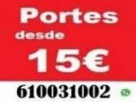 PORTES Y MUDANZAS ANTICRISIS(Madrid)