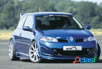 Pareja antinieblas Valeo Renault Megane II kit Toxic Esuiss