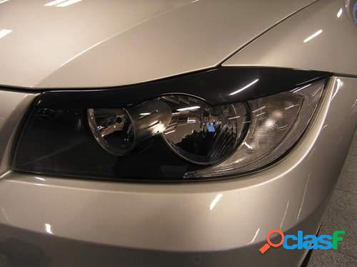 Pestaña de faros delanteros para BMW Serie 3 E90