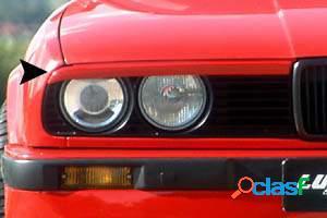 Pestaña focos delanteros para BMW E30 kit CL1 Lumma