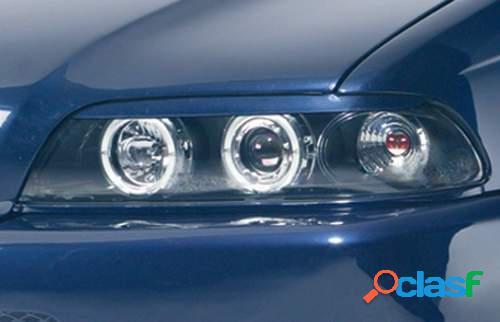 Pestañas focos delanteros BMW 5 E39 (ABS)