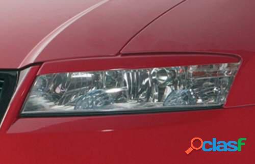 Pestañas focos delanteros Fiat Stilo 3prts (ABS)