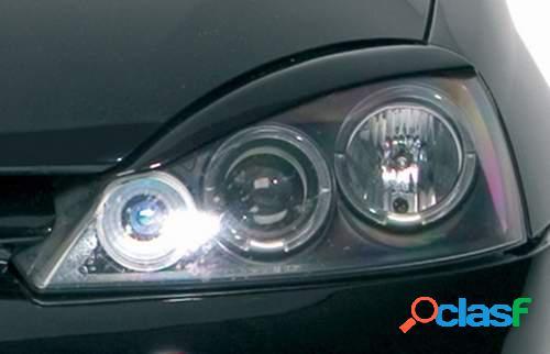Pestañas focos delanteros Opel Corsa C 10/00-8/06 (ABS)