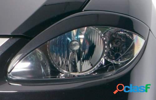 Pestañas focos delanteros Seat Altea 05-09 (ABS)