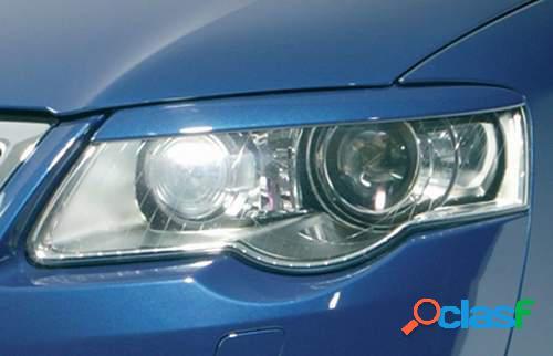 Pestañas focos delanteros VW Passat 3C 05- (ABS)