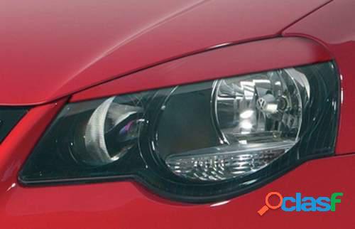 Pestañas focos delanteros VW Polo 9N2 8/05- (ABS)