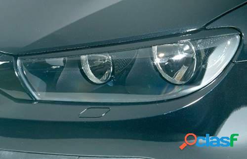 Pestañas focos delanteros VW Scirocco 8/08- (ABS)