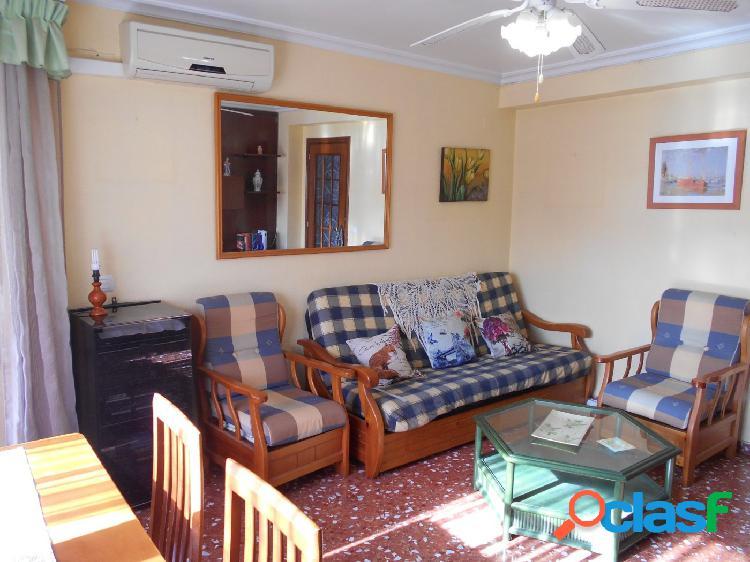 Piso de 3 dormitorios, muy luminoso, con 3 terrazas
