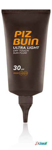 Piz Buin Ultra Light Dry Touch Fluido Solar Spf 30 Alta SPF