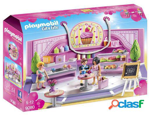 Playmobil Life Cafetería Cupcake