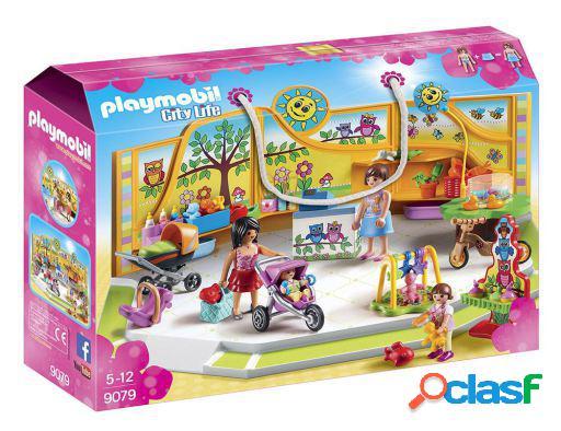 Playmobil Life Tienda Para Bebés
