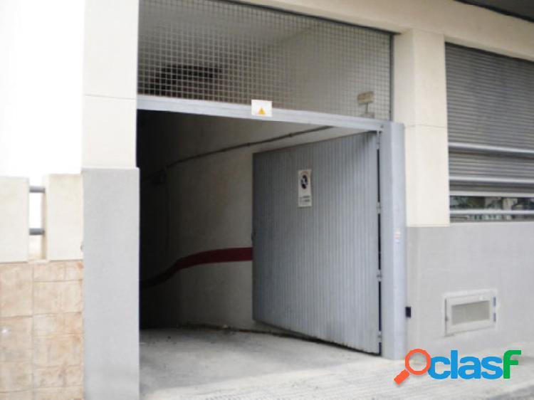 Plaza de garaje en venta en Dolores